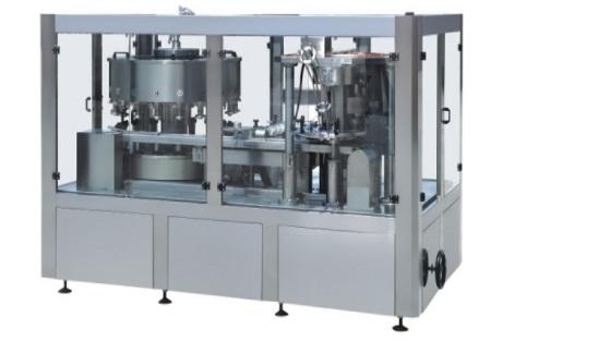 Product Display Liquid Nitrogen Machine Canning Filling